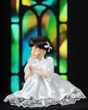 Prayerful lala Obrazy Stock