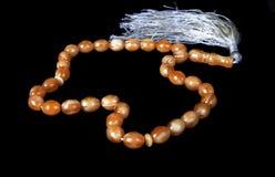 Prayful Rosary Royalty Free Stock Photos