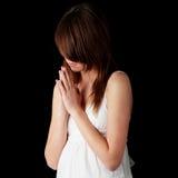 Praying Royalty Free Stock Images
