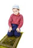 Praying Royalty Free Stock Photo