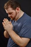 Praying Stock Photography