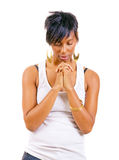 Praying Stock Image