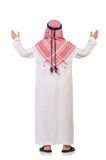Praying arab man Royalty Free Stock Photos