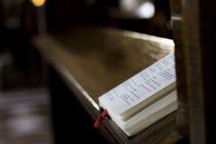 Praying book royalty free stock image