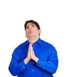 Praying Royalty Free Stock Photography