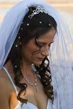 Praying da noiva Foto de Stock Royalty Free