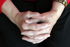 Praying Hands Stock Image
