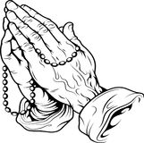 Praying Hands Royalty Free Stock Images