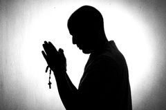 Praying Hands Stock Photography