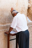 Praying jew Royalty Free Stock Image