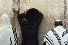 Praying men-2 Stock Images
