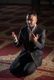 Praying muçulmano fotos de stock royalty free