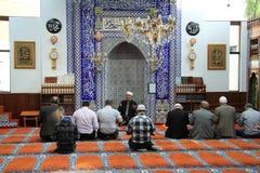 Praying Muslims Royalty Free Stock Photo