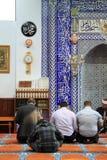 Praying Muslims Stock Image