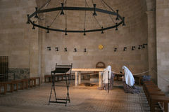 Praying nuns Royalty Free Stock Photos