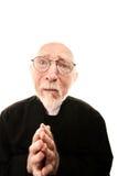Praying Priest royalty free stock photography