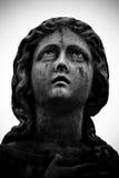 Praying Statue Royalty Free Stock Photos