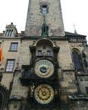 prazsky orloj στοκ φωτογραφίες