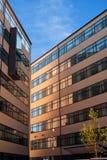 Prédio de escritórios Malmo Foto de Stock