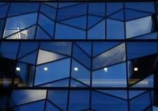Prédio de escritórios moderno Imagens de Stock