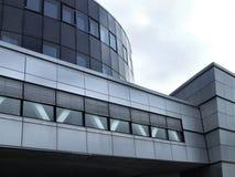 Prédios de escritórios modernos em Bodo Imagem de Stock