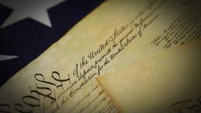 Preámbulo de la Declaración de Derechos de Estados Unidos a la constitución metrajes