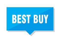 Preço de Best Buy Imagens de Stock Royalty Free