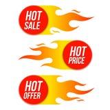 Preço de venda quente Imagem de Stock