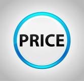 Preço em volta da tecla azul ilustração do vetor