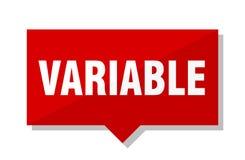 Preço variável ilustração royalty free