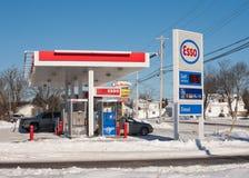 Preços de gás de aumentação foto de stock royalty free