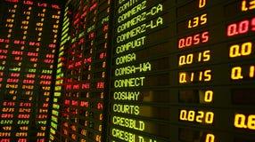 Preços de parte Fotos de Stock