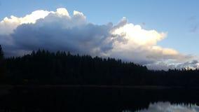 Pre шторм Стоковые Фото