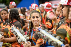 Pre-Carnival 2016 2 Royalty Free Stock Image