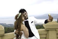 Pre-casamento Fotografia de Stock