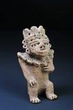 Pre-Columbian Art. Stock Foto's