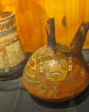 Pre-Columbian ceramics - Mochica Culture Stock Photography