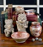 Pre Columbian Collection. Stock Photography