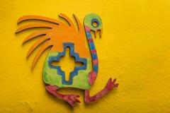 Pre-Columbian design arkivfoto