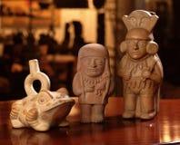 Pre Columbian Inca Pottery