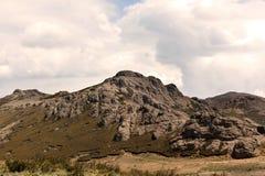 Pre Columbian Ruins Stock Photo