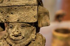 Pre-Columbian Skulptur lizenzfreies stockfoto