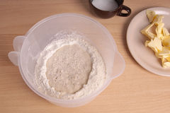 Pre-ferment Stock Image