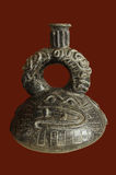 Pre inca de cerámica Imagen de archivo