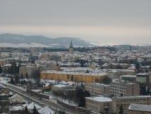 Prešov -Slovakia. Prešov - Slovakia, city in East Slovakia, nice Picture, winter Royalty Free Stock Photo