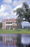 Pre-Revolutionary War Plantation Royalty Free Stock Images