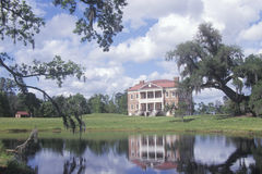 Pre-Revolutionary War Plantation Royalty Free Stock Photo