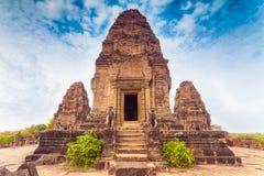 Pre Rup świątynia, Angkor teren, Siem Przeprowadza żniwa, Kambodża obraz stock