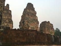Pre Rup świątynia Kambodża antyczny architektura zdjęcia stock