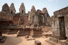 Pre Rup Angkor Foto de archivo